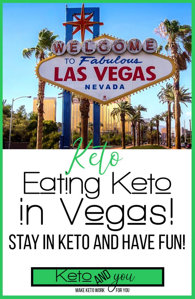 We had so much fun in Vegas and I was in ketosis the entire time! Eating keto in vegas is possible and FUN!