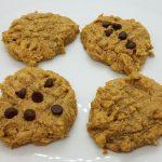 2 ingred Keto Peanut Butter Cookies!