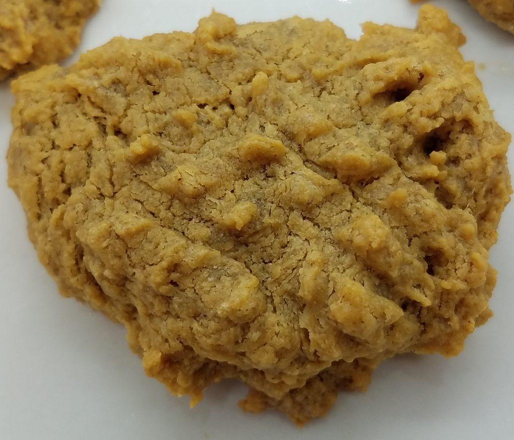2 ingredient KETO peanut butter cookies. #ketolife #ketofam #ketosis #ketogenic #ketolifestyle