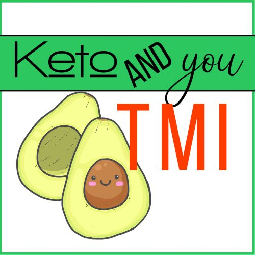 Keto and You TMI podcast, answering all things Keto from EXPERIENCE.